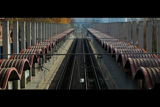 347/366: Camino de hierro