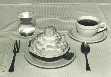 Baked Alaska at Santa Claus Land