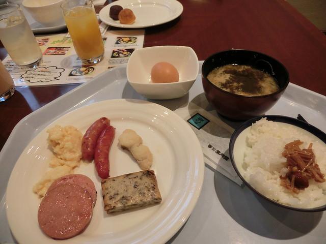 朝食 ホテルクラビーサッポロ Hotel Clubby Sapporo