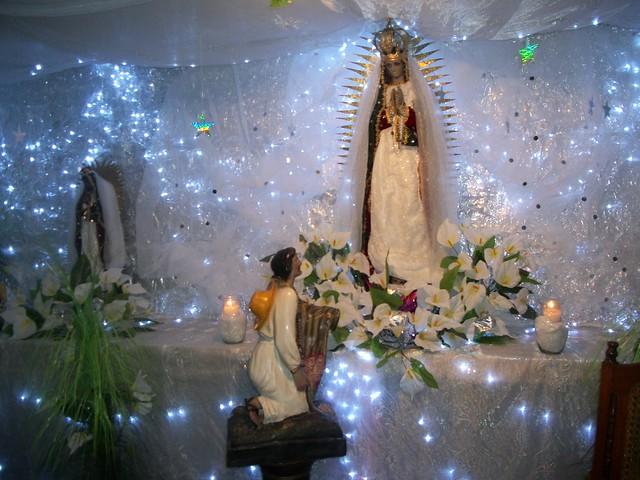 Decoracion Para Altar De Virgen De Guadalupe ~ Altar familiar a Nuestra Se?ora de Guadalupe  Flickr  Photo Sharing