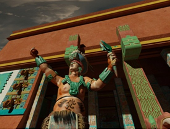 See 2012: Mayan Prophecies at the Burke Baker Planetarium