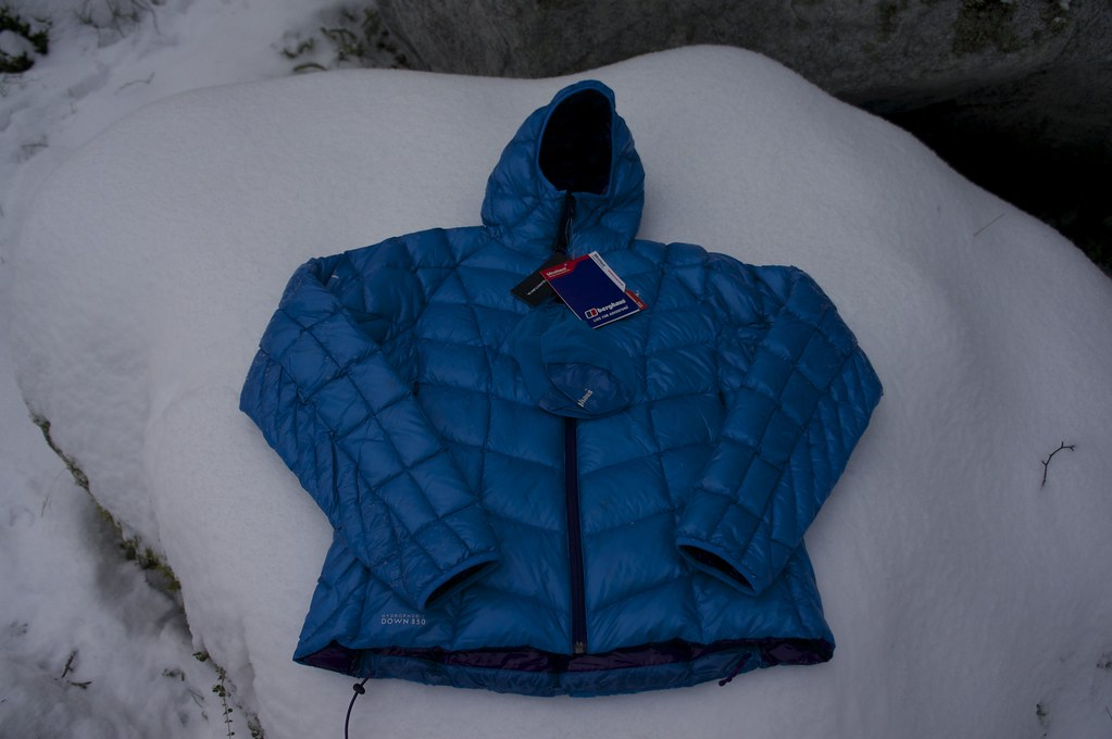 Berghaus Ilam Jacket | Overview