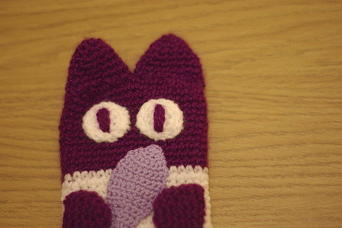 amigurumi #87 M iPhone cosy 1