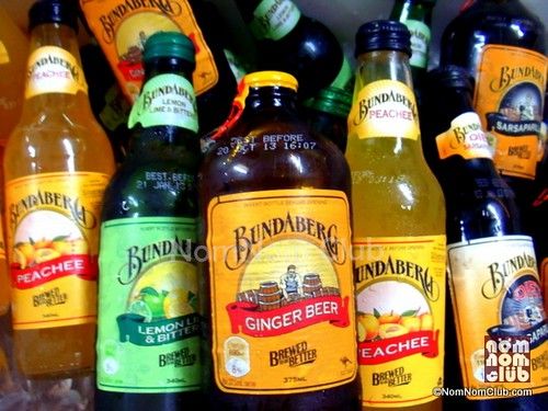 Bundaberg Ginger Beer & Other Variants