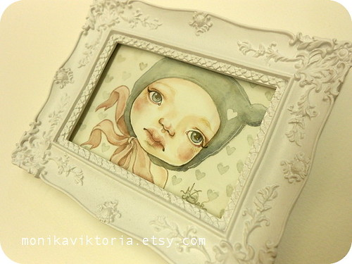 Doll Portrait Commission