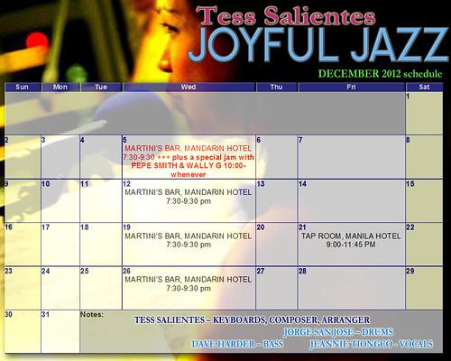 TESS December