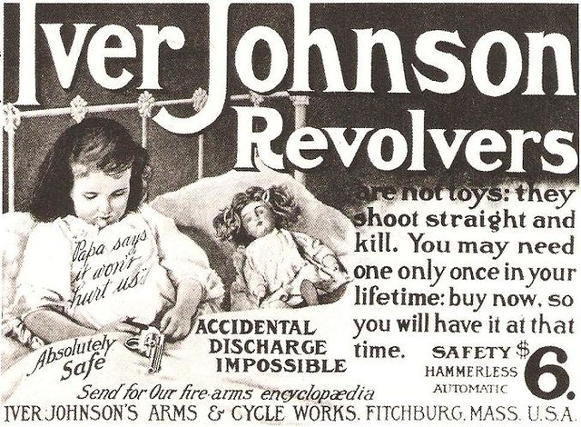 iver johnson cycle revolvers 1904