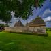 South West View - Lakshmi Devi Temple, Doddagaddavalli by bikashdas