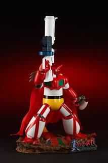 X-PLUS 新系列「巨大尺寸+ 真(チェンジ!!)」《真蓋特機器人 世界最後之日》 蓋特1號 超巨大現身!