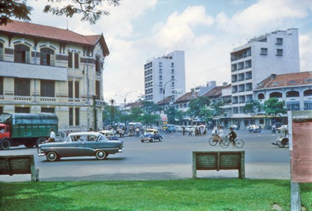SAIGON 1965 - Đại lộ Hàm Nghi