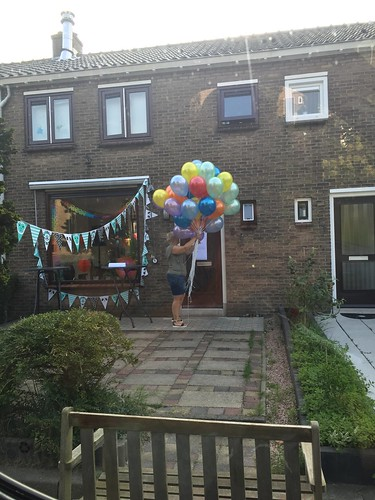 Heliumballonnen diverse kleuren