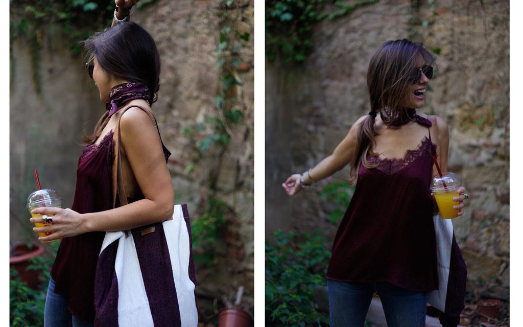 014_Look_otoño_burgundy_blogger_theguestgirl