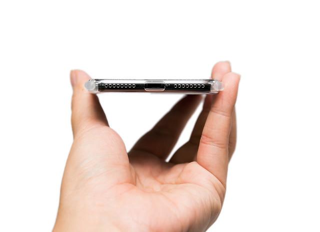 [配件] iPhone 7 怕摔壞?!耐摔保護殼金剛盾 / iMos 兩款入手分享,便宜又抗摔! @3C 達人廖阿輝