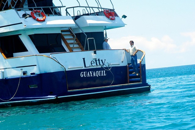 The Letty Ecoventura Galapagos