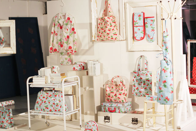 Cath Kidston SS13 Spring Summer floral homeware