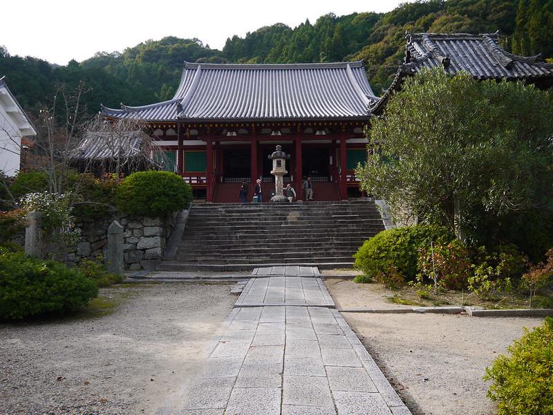 矢田寺の謎の王石byはやし浩司