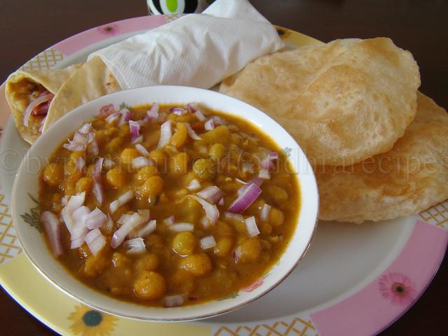 kolkata street food plater
