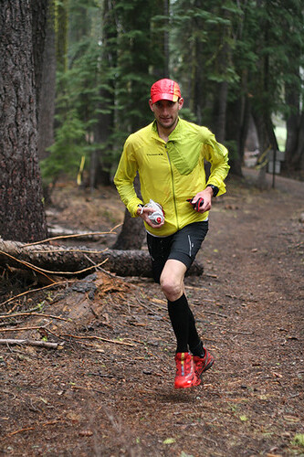 David Riddle holds a course record for the JKF 50-mile trail race, which he broke last year after it stood untouched for 17 years.