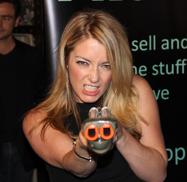 Tara Hunnewell, Marshmallow Shooter, AFM 2012 Social Media Lodge by RealTVfilms, It's So LA, Canada California Business Council, Jade Umbrella