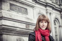 Sandra Breux, professeure au Centre Urbanisation Société de l'INRS