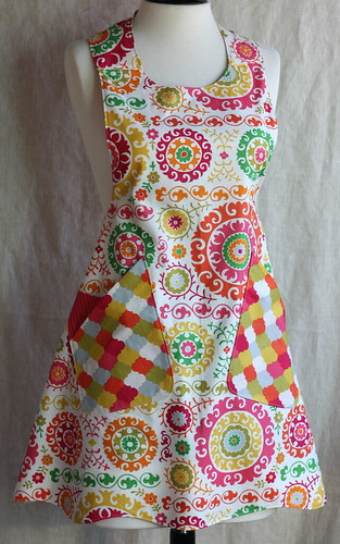 What We Re Making Church Ladies Apron By Mary Mulari