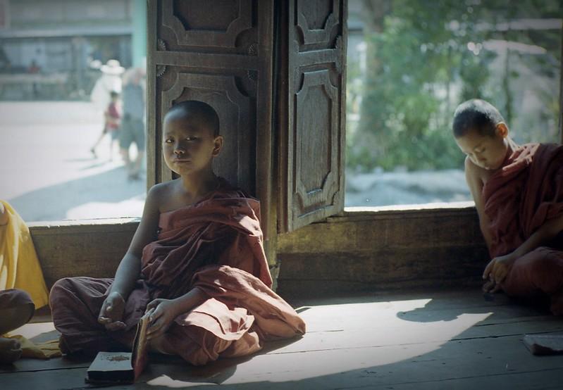 Shwe Yan Pyay Temple, Heho.