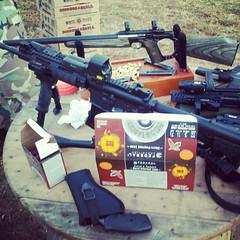 Gun times, good times.