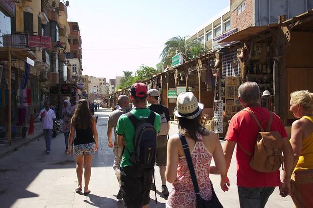 327 - Mercado de Aswan