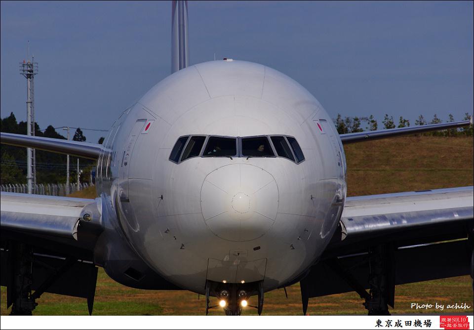 Japan Airlines - JAL / JA735J / Tokyo - Narita International