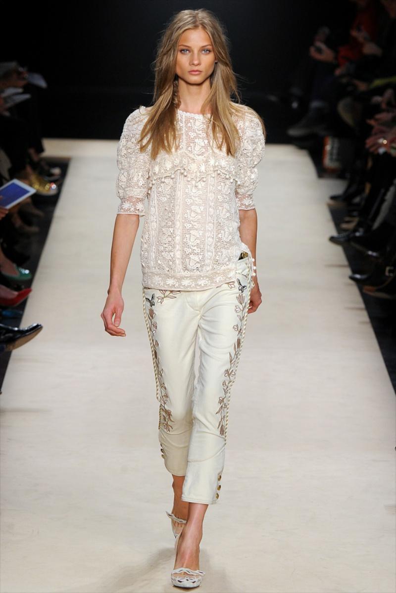 Isabel Marant monroe jeans