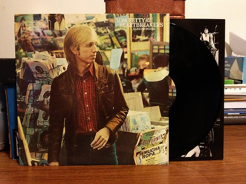 Tom Petty & The Heart Breakers - Hard Promises LP by Tim PopKid
