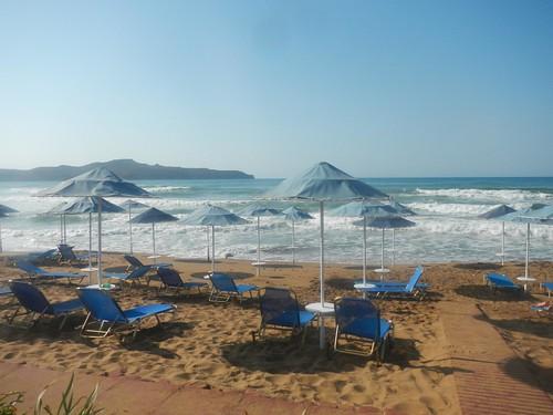 The Beach at Kalamaki