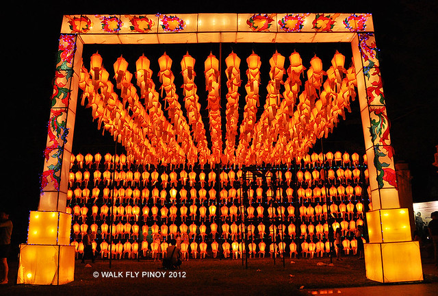 Loi Krathong 2012, Chiang Mai, Thailand