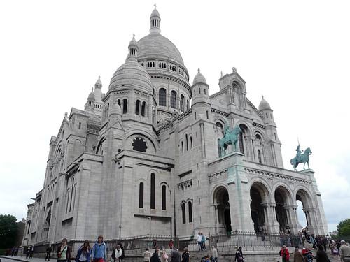 Basilica de Sacre-Coeur
