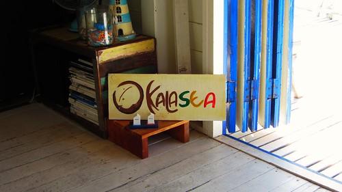 Koh Samui Beach Front Cafe-Kala Sea  サムイ島 ビーチフロントカフェ (6)