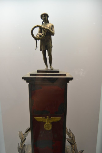 Nazi racing trophy