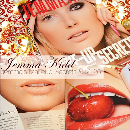 Jemma kidd makeup secrets new book
