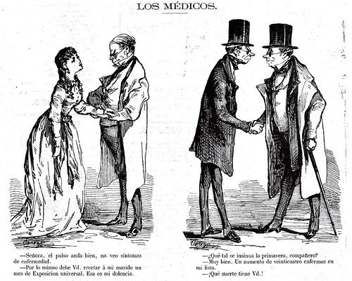 015-Revista Gil Blas-24 de Marzo 1867-Francisco J. Ortego- Copyright Biblioteca Nacional de España