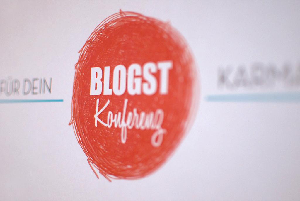 Blogst Konferenz-Logo