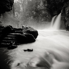 Tine de Conflens Waterfall VII