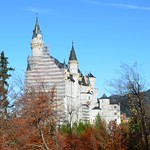 Neuschwanstein Castle, built by King Ludwig II of Bavaria, 1868-92 (21)