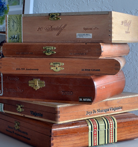 Cigar Box Collection