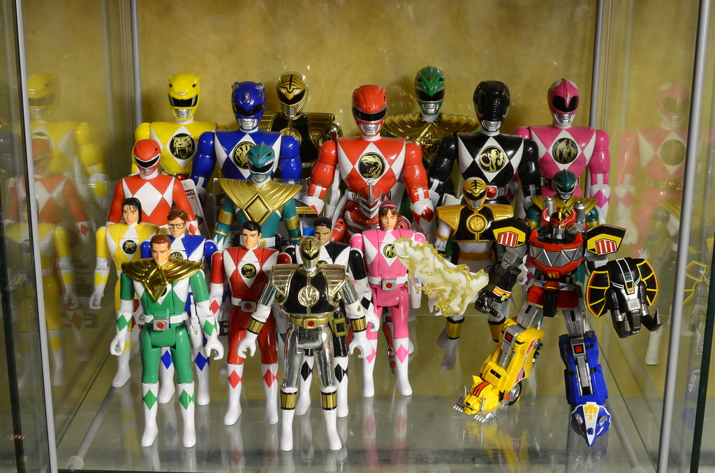 MMPR display