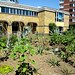 The exotic garden at Bishop Challoner School