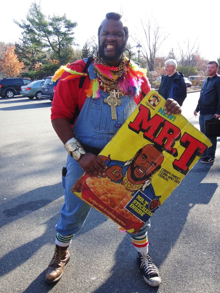 SuperMegaFest 2012 Mr. T