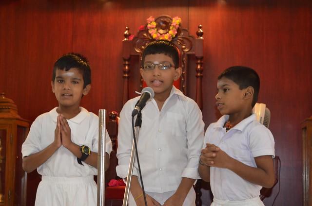 WHY CHANT BHAGWAD GEETA AS A CHILD ?