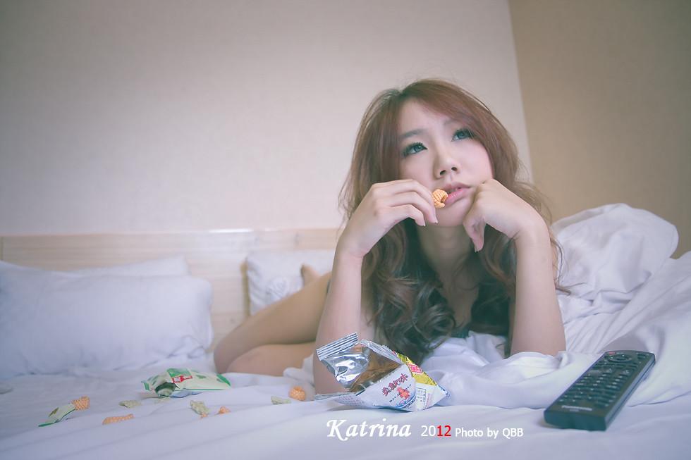 。。。Katrina 呦呼!宅女。。。