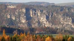 Bastei mit Felsenwelt