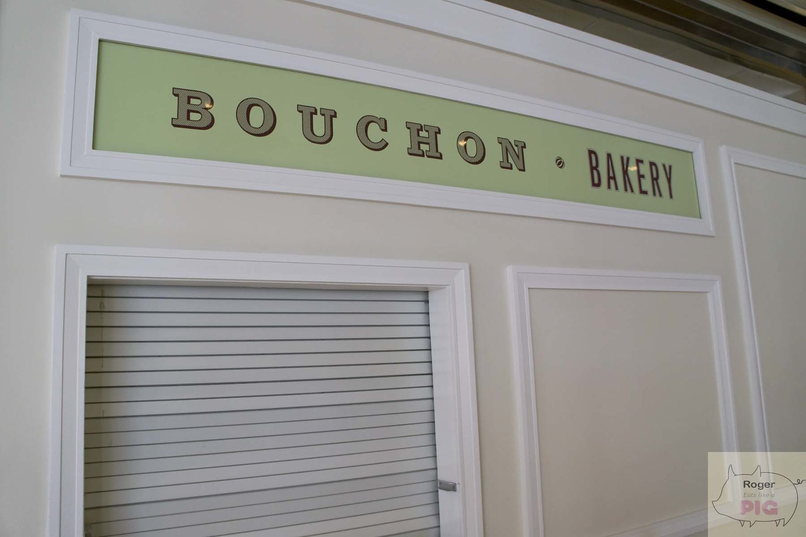 Bouchon Bakery   Famous Bakery from Thomas Keller (Per Se and French Laundry)