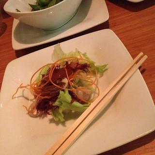Octopus Salad - Oysy